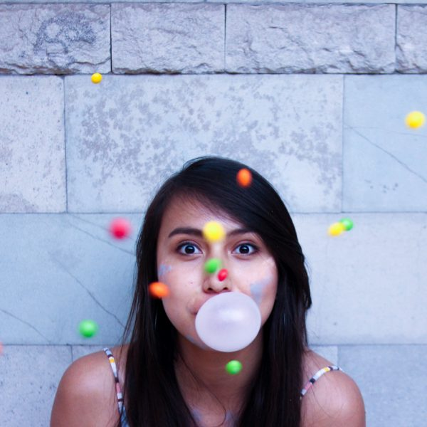 is chewing gum good for your teeth